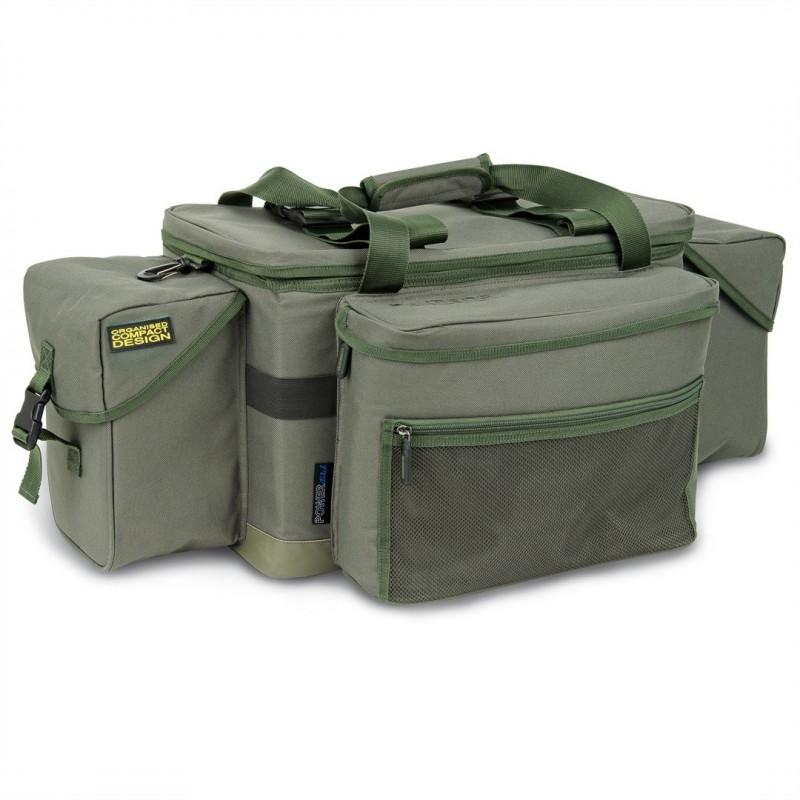 Fondo esterno rinforzato e impermeabile • Cerniere DURALAST • Cuciture  POWER STITCH • Compatibile con le borse ORGANISED COMPACT DESIGN 20408974126