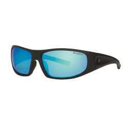 nero opaco - blue specchio